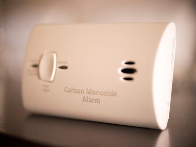 Indoor Air Pollutants Panel CO