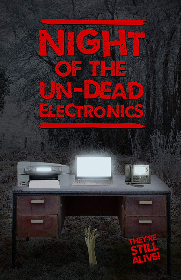 Night of the Un-dead Electronics