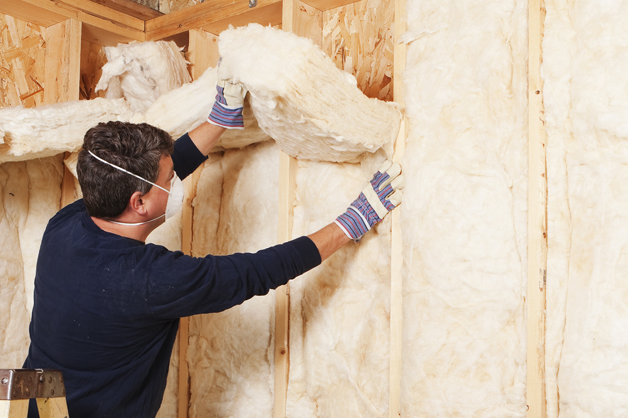 Add insulation to prevent heat from escaping.