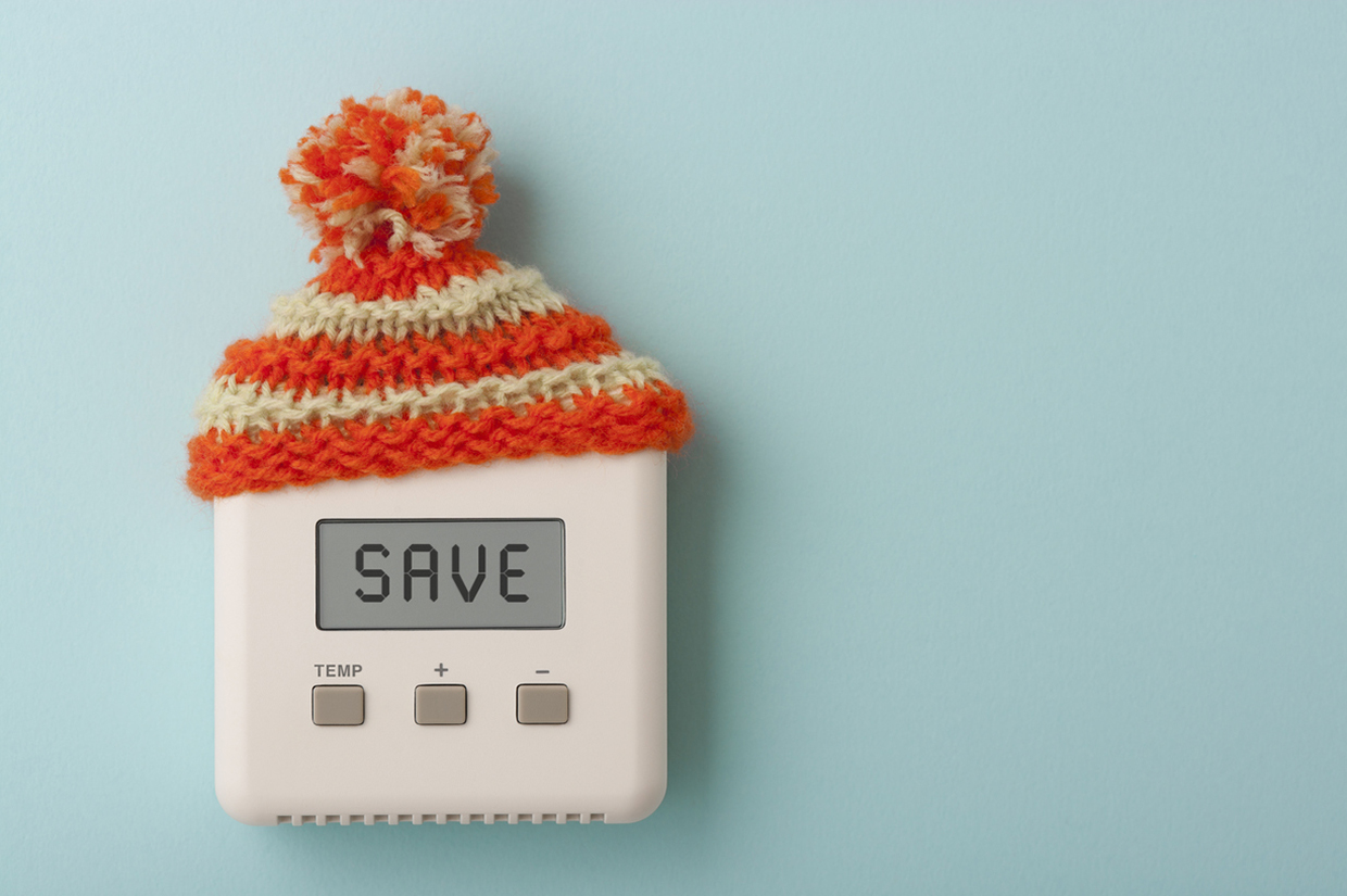 Tips to keep your home warm and energy costs low.