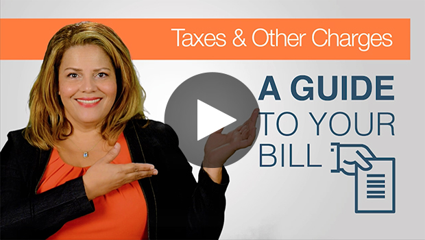 Taxes & Other Charges