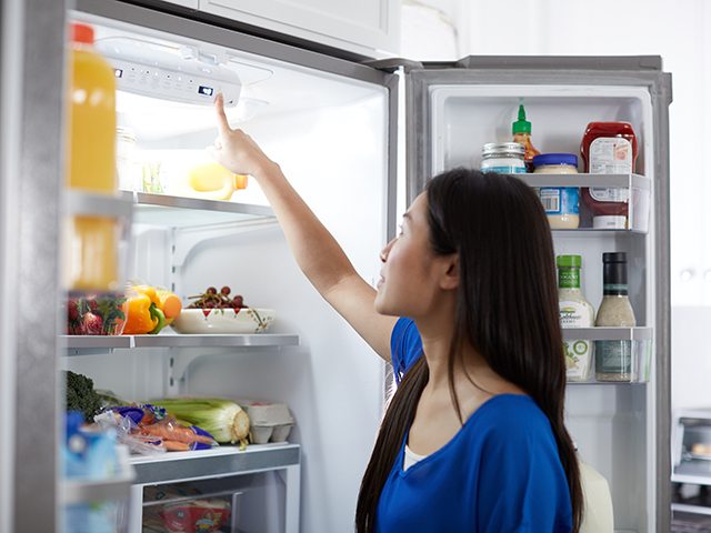 Set your refrigerator's temperature to 38 degrees