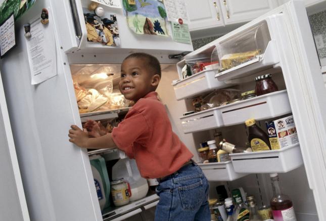 Set your refrigerator to 38°F.
