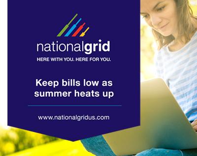 Keep bills low as summer heats up. www.nationalgridus.com.